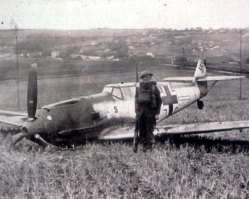 Messerschmitt Bf109 1190