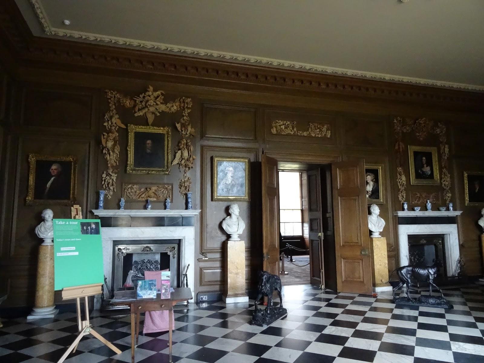 Interior of Belton House