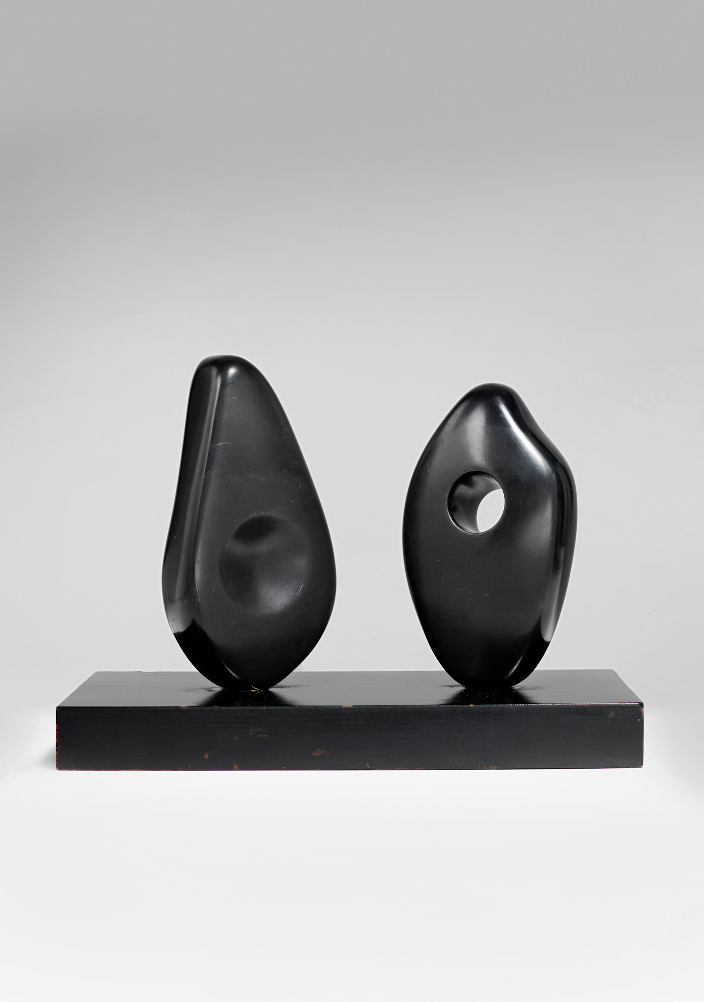 Barbara Hepworth's Two Forms (Orkney)