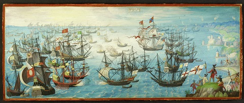 Spanish Armada (c) National Museum NI collection Ulster Museum