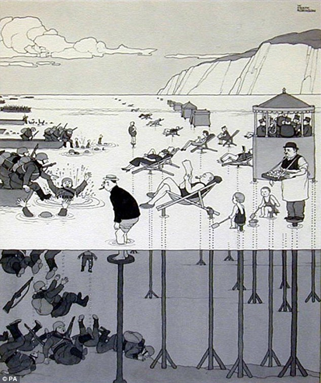 Heath Robinson cartoons saved for the nation | National